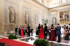Concert program on opening of Year of Azerbaijani Culture held in Italy (PHOTO) - Gallery Thumbnail