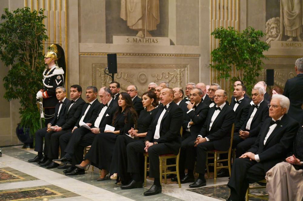 İtaliyada Azərbaycan Mədəniyyət İlinin açılışı münasibətilə konsert proqramı təqdim olunub (FOTO) - Gallery Image