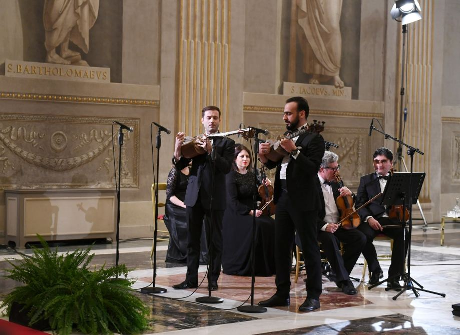 Concert program on opening of Year of Azerbaijani Culture held in Italy (PHOTO) - Gallery Image
