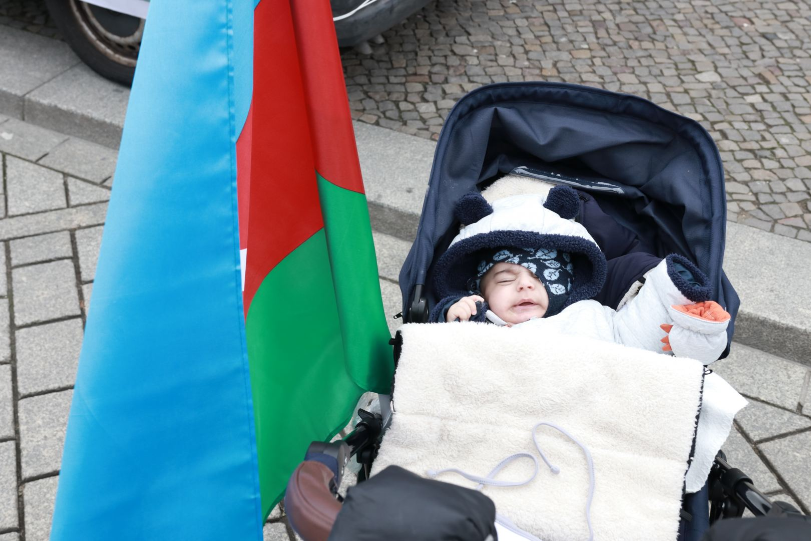 EU-wide Karabakh rally held in Berlin - Gallery Image