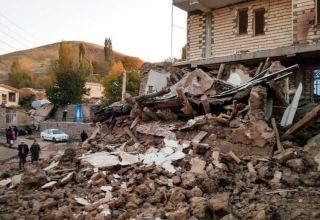 Number of injured after earthquake in Iran rises to 75