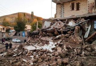 Число пострадавших в Иране при землетрясениях достигло 104 человек