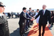 President Ilham Aliyev completed state visit to Italy (PHOTO) - Gallery Thumbnail