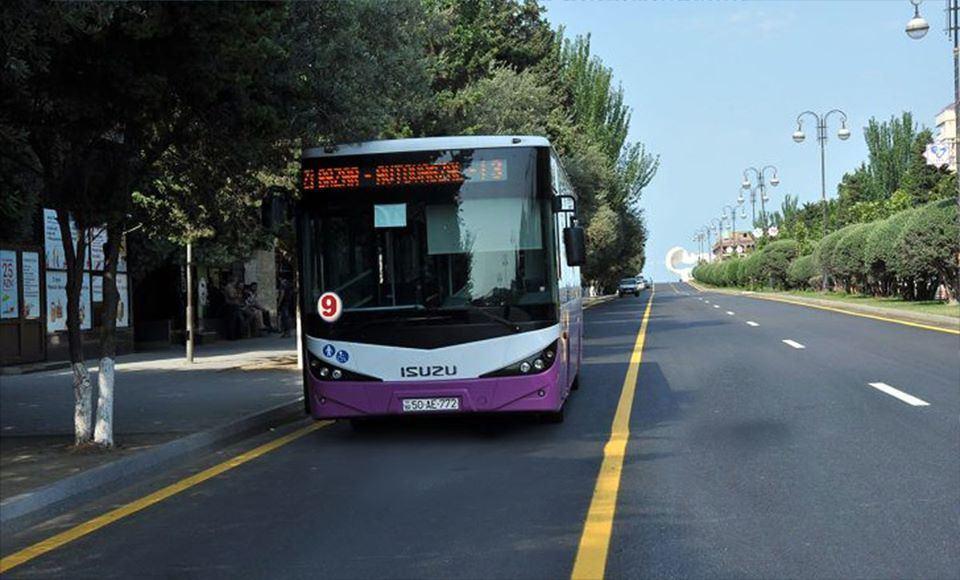 Sumqayıtda marşrut avtobuslarında pulsuz Wi-Fi quraşdırıldı