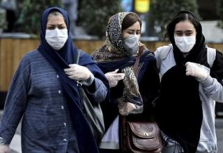 Number of people dead from coronavirus up in Iran