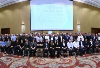 Global Energy Solutions received Safety Achievement Award from BP (PHOTO)