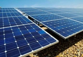 Solar panel stations commissioned in Iran's Ardabil Province