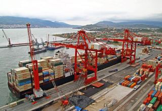 Data on cargo transshipment from Kazakhstan via ports of Turkey announced