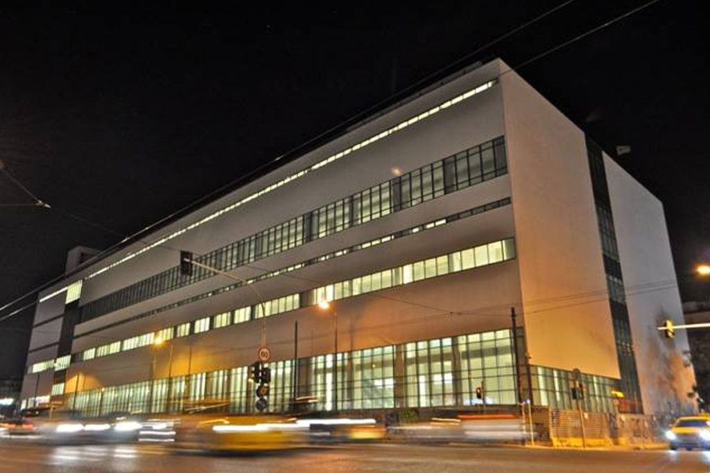 Greece's National Museum of Contemporary Art formally opens