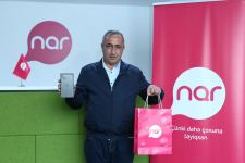 Nar's 4G users surpass 1 million! (PHOTO) - Gallery Thumbnail