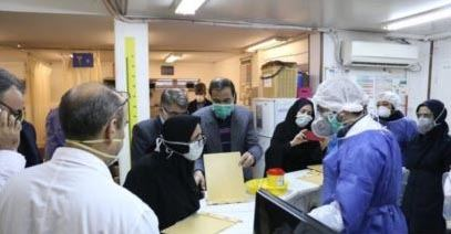 Coronavirus death toll in Iran rises