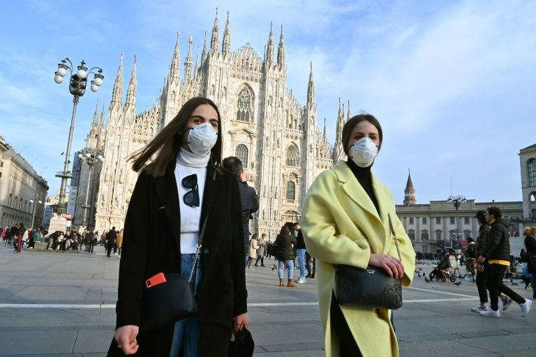 Number of novel coronavirus cases in Italy surpasses 180,000