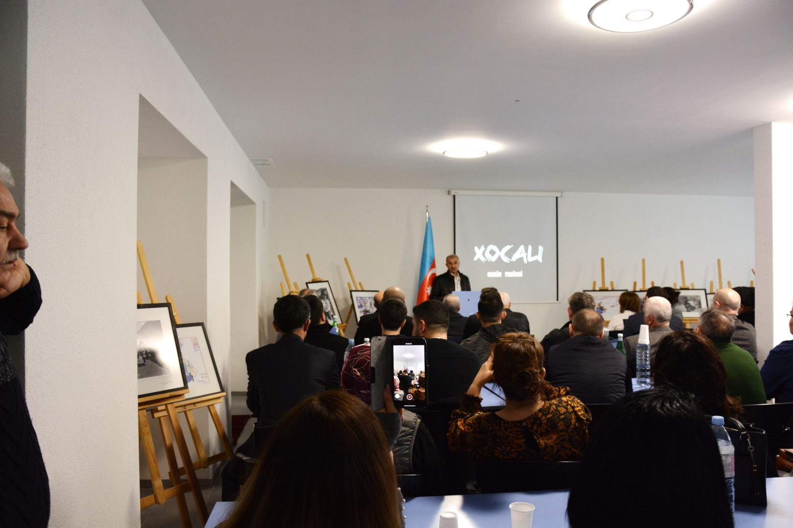 Khojaly genocide victims commemorated in Switzerland (PHOTO) - Gallery Image