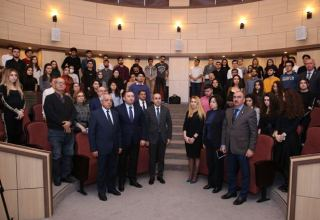 Baku Higher Oil School hosts commemorative event dedicated to 28th anniversary of Khojaly genocide