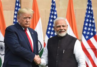 Trump, Modi hope talks lead to phase one of U.S.-India trade deal