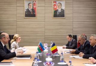Azerbaijan discusses possibility of Romania's joining Southern Gas Corridor (PHOTO)