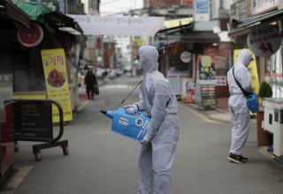 Russia not planning evacuation effort from South Korea amid coronavirus