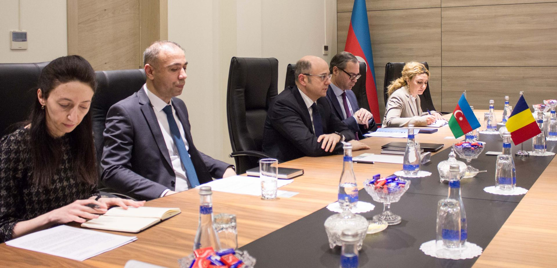 Azerbaijan discusses possibility of Romania's joining Southern Gas Corridor (PHOTO) - Gallery Image