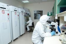 Azerbaijan deploys special laboratories to combat COVID-19 (PHOTO) - Gallery Thumbnail
