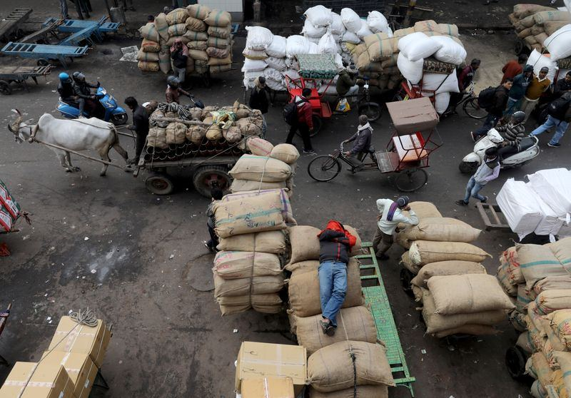 India's GDP seen growing at 4.7% year-on-year in December quarter, with virus impact to come