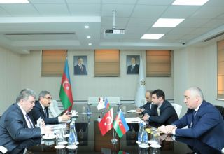 Azerbaijani Agency for Development of SMEs, Turkish SMEs Development Organization sign plan of joint activities (PHOTO)