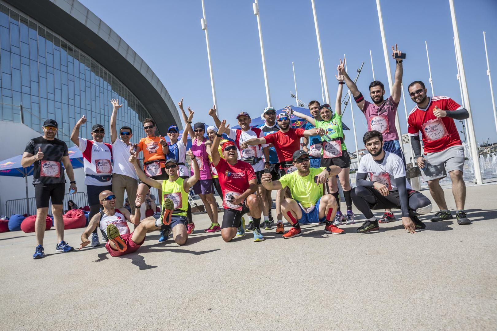 Участников забега в Баку будет догонять виртуальный автомобиль-кетчер (ФОТО/ВИДЕО) - Gallery Image