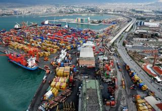 Turkey reveals volume of cargo shipped through ports since early 2021