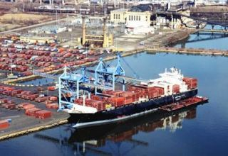 Kazakhstan's revenues from maritime cargo transport surge
