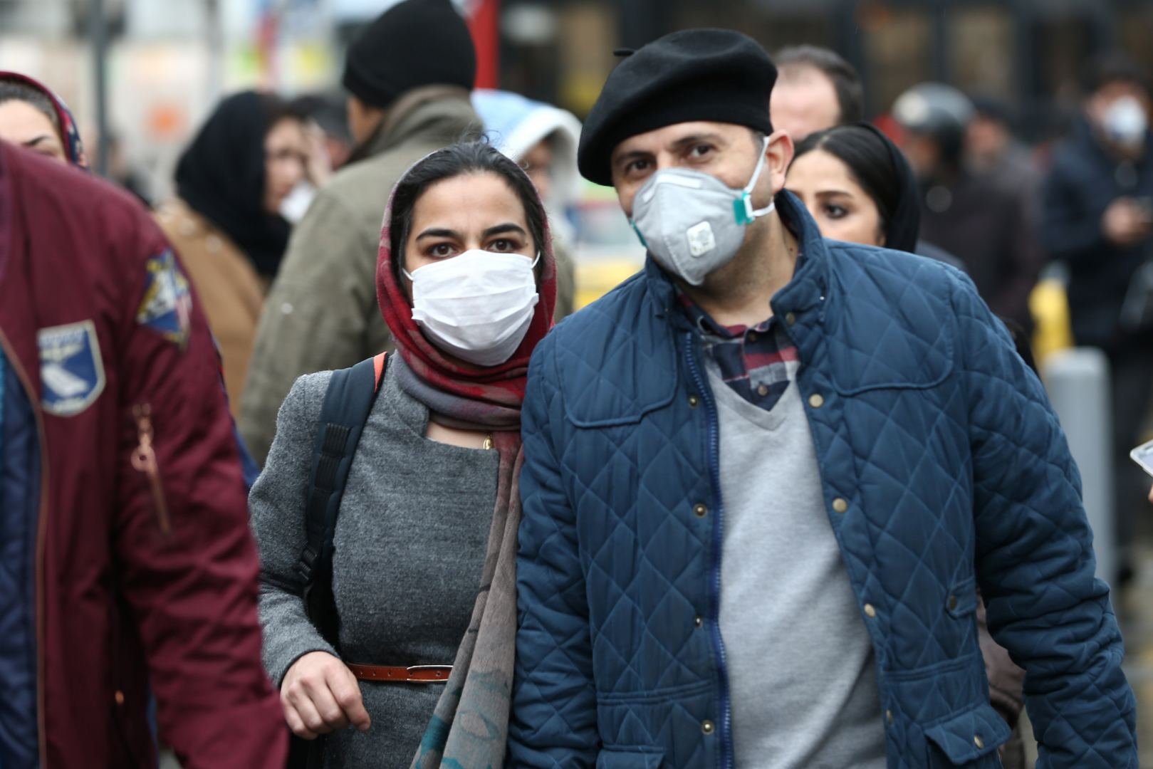 Iran does not believe in quarantine of cities