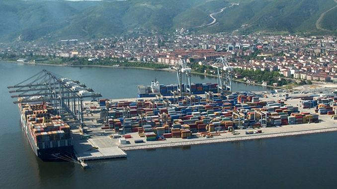 Turkey reveals data on aluminum hydroxide shipment via its ports in 1H2020