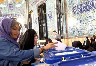 Iran's Interior Ministry discloses voter turnout of provinces in parliamentary elections
