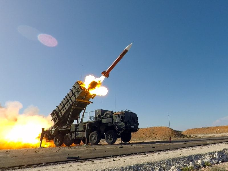 Trump discusses with Erdogan Turkey's request for deployment of Patriot Missile Systems