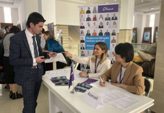 Next job opportunity for youth from Azercell (PHOTO)