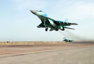 Defense Ministry: No F-16 fighters in arsenal of Azerbaijan Air Force