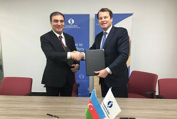 EBRD and Azerbaijan's city of Ganja agree to develop urban projects (PHOTO)