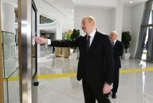 "Azerbaijani president opens ""ASAN Hayat"" complex in Tovuz district (PHOTO) - Gallery Thumbnail"