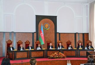 Azerbaijan's Constitutional Court approves parliamentary election results (PHOTO) (UPDATED)