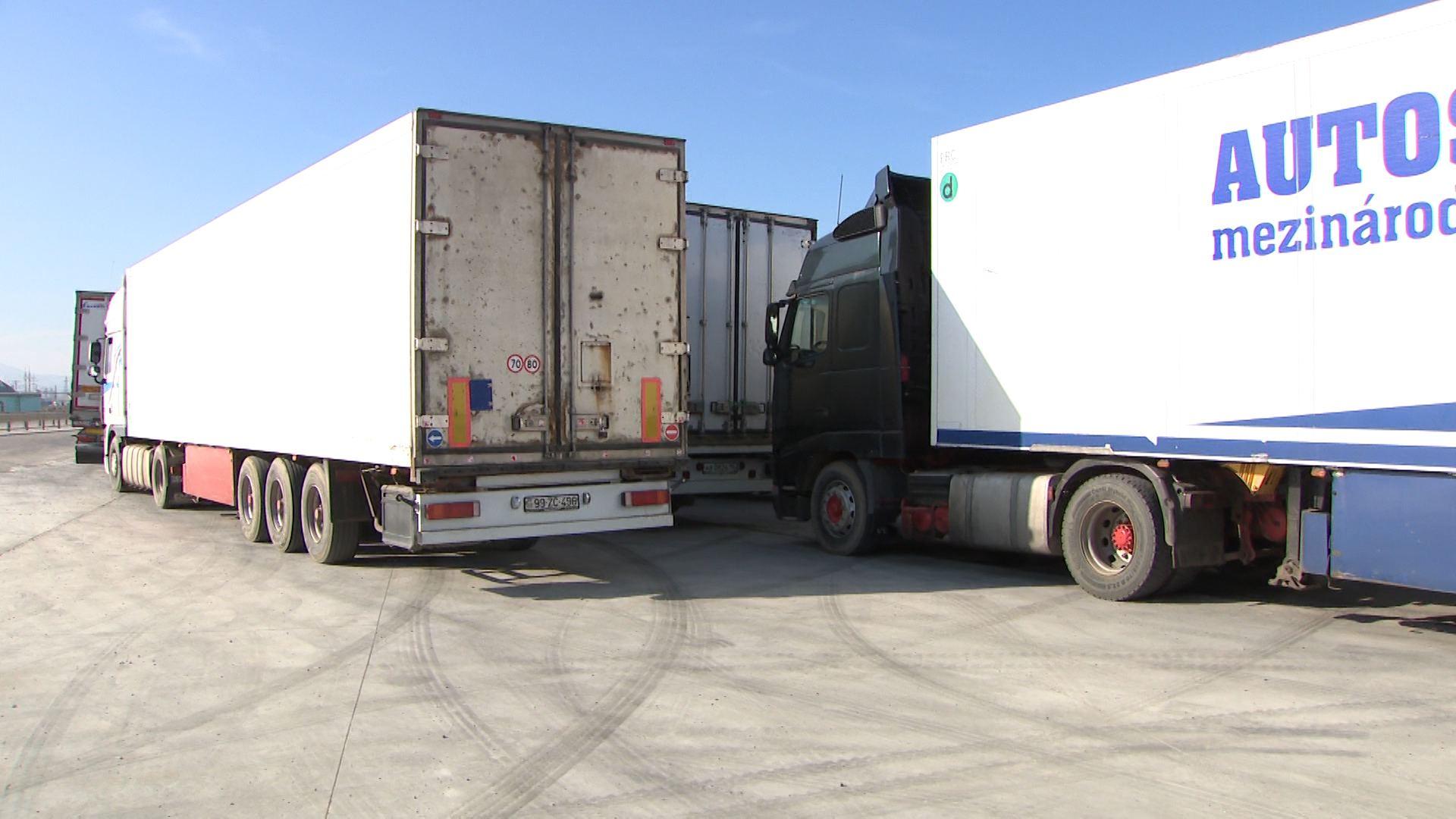 Обнародованы объёмы грузоперевозок из Турции в Ирак в январе-апреле 2020 года