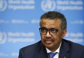 WHO chief congratulates Joe Biden and Kamala Harris on their inauguration
