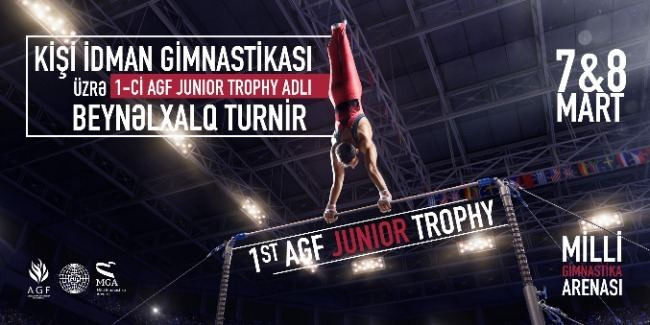 Finalists of AGF Junior Trophy International Tournament in vault exercises announced