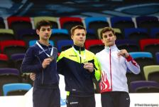 Baku hosts awarding ceremony for winners of AGF Junior Trophy International Tournament in separate exercises (PHOTO) - Gallery Thumbnail