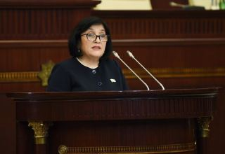 Speaker of Azerbaijan's Parliament elected