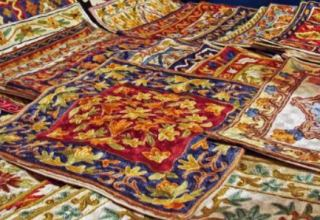 Last stage of new carpet enterprise's construction to start in Turkmenistan's Akhal