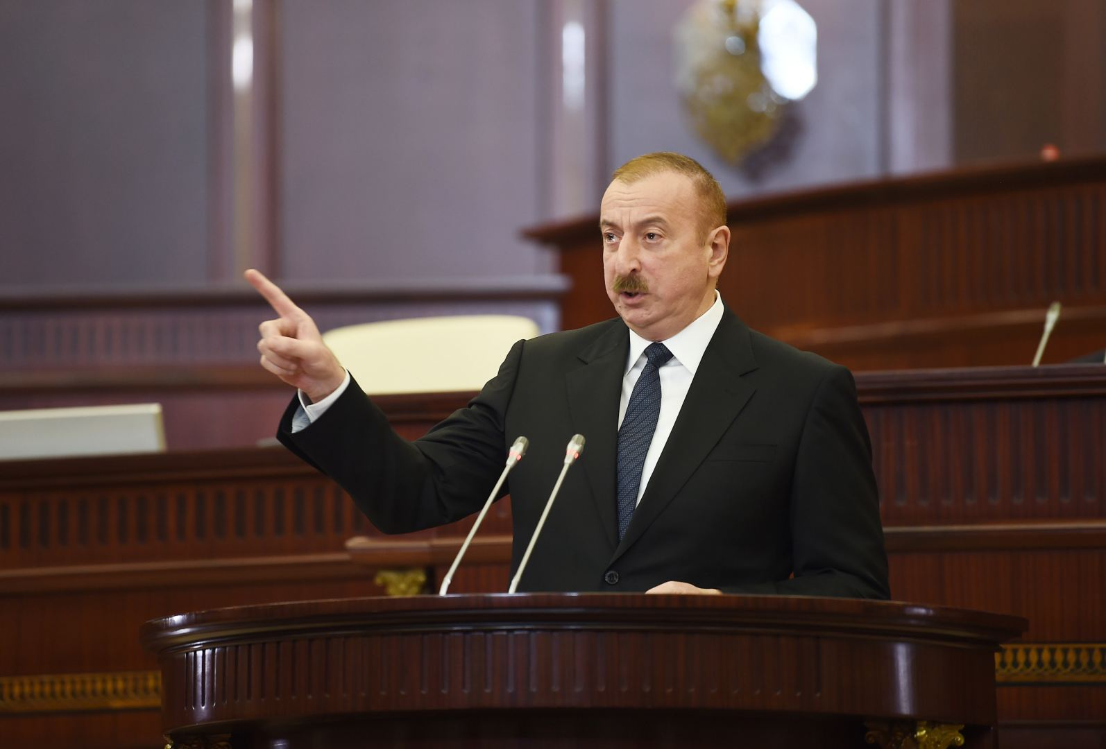 President Ilham Aliyev: Successes achieved in economic sphere over past 16 years are unmatched in world