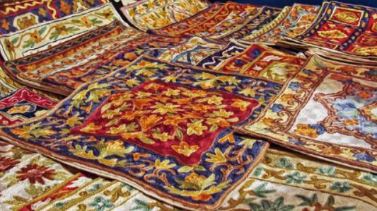 Iran reveals value of carpet exports