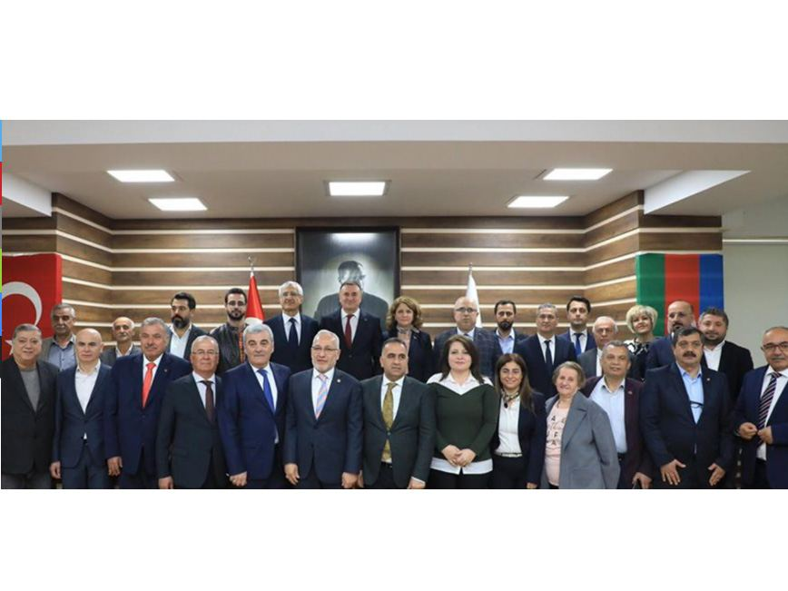 """Opening ceremony of Khojaly Avenue, """"From Hatay to Caspian"""" project presentation held in Turkey"""
