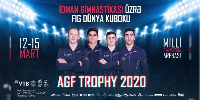 Azerbaijani athletes talk about preparation for FIG Artistic Gymnastics World Cup (VIDEO)
