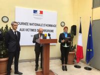 Ambassador: France grateful to Azerbaijan for solidarity in fight against terror (PHOTO) - Gallery Thumbnail