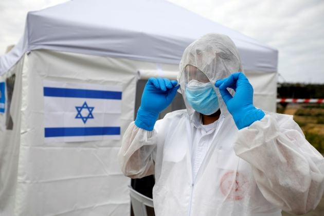 Israel reports 5,289 new COVID-19 cases, 433,799 in total