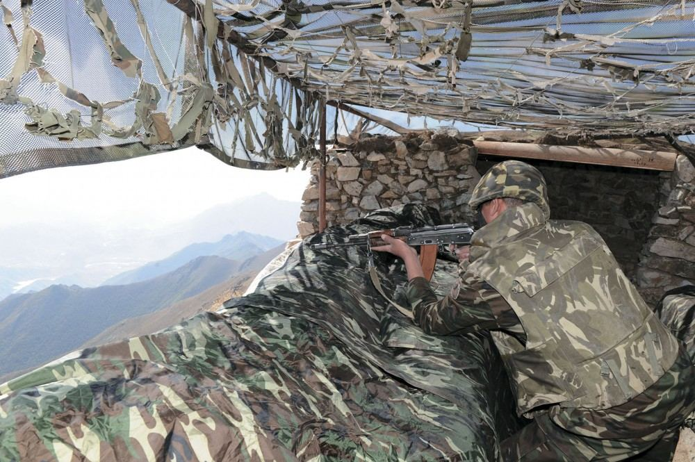 Armenian Armed Forces open fire in direction of Azerbaijan's Nakhchivan – Ministry (UPDATE)